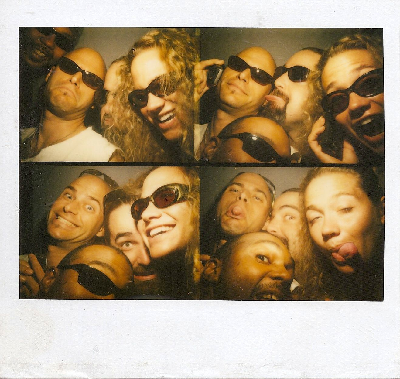 Photo booth band pick